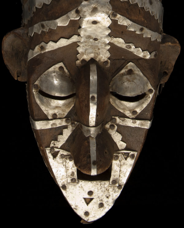Maschera n'Domo Mali Art Primitivo e contemporaneo - Africa - gallery shop - galleria arte - spoleto - umbria