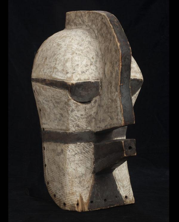 Maschera R.D.Congo Songye P0032 - Art Primitivo e contemporaneo - gallery Arts - arte primitiva africa - shop - spoleto umbria
