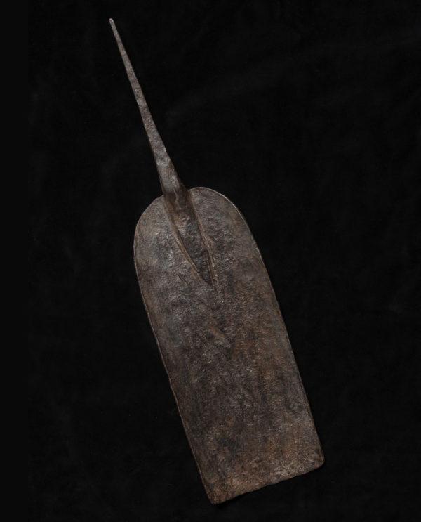 Moneta Nigeria Chamba P0044 - Art Primitivo e contemporaneo - gallery Arts - arte primitiva africa - tribal art - shop - spoleto umbria