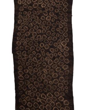 Tessuto Ntshak R.D.C. Bakuba P0054 gonne cerimoniali del popolo regale dei Bakuba - Art Primitivo e contemporaneo - gallery Arts - arte primitiva africa - tribal art - shop - spoleto umbria-
