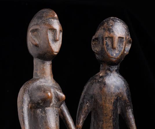 la Galleria - primitivo e contemporaneo - arte primitiva - antichità - reperti storici - shop - collezionismo tribale - spoleto umbria 3