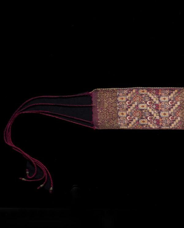 Cintura cerimoniali Hizam Marocco Settentrionale P0124 - Art Primitivo e contemporaneo - gallery Arts - arte primitiva africa - tribal art - shop - spoleto umbria