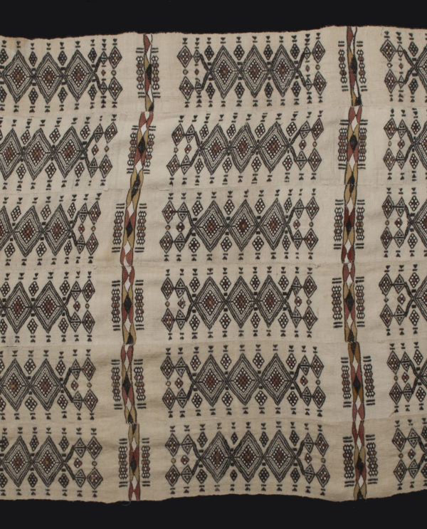 Coperta Khaasa Fulani Mali P0160 - Art Primitivo e contemporaneo - gallery Arts - arte primitiva africa - tribal art - shop - spoleto umbria
