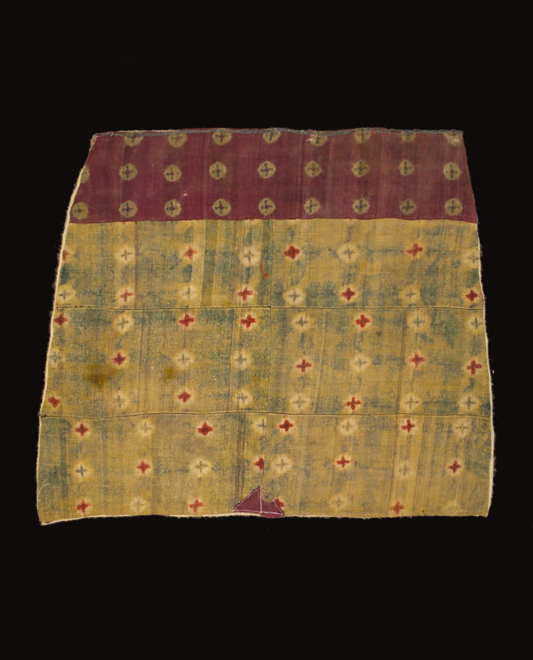 Coperta da cavallo Khampa Tibet P0074 - Art Primitivo e contemporaneo - gallery Arts - arte primitiva africa - tribal art - shop - spoleto umbria