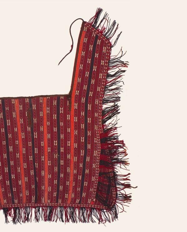 Coperta da cavallo Yomut Turkestan P0075 - Art Primitivo e contemporaneo - gallery Arts - arte primitiva africa - tribal art - shop - spoleto umbria