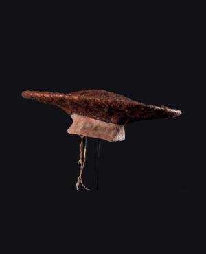 Copricapo Zulu Zimbabwe P0145 - Art Primitivo e contemporaneo - gallery Arts - arte primitiva africa - tribal art - shop - spoleto umbria
