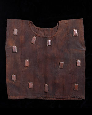 Corpetto Ashanti Ghana P0104 - Art Primitivo e contemporaneo - gallery Arts - arte primitiva africa - tribal art - shop - spoleto umbria