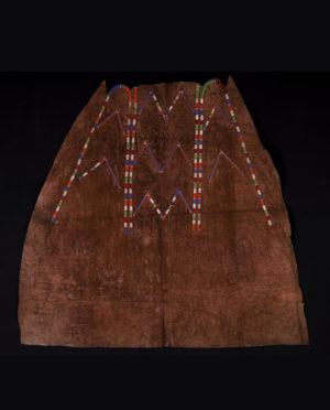 Mantella femminile Masai Tanzania P0102 - Art Primitivo e contemporaneo - gallery Arts - arte primitiva africa - tribal art - shop - spoleto umbria