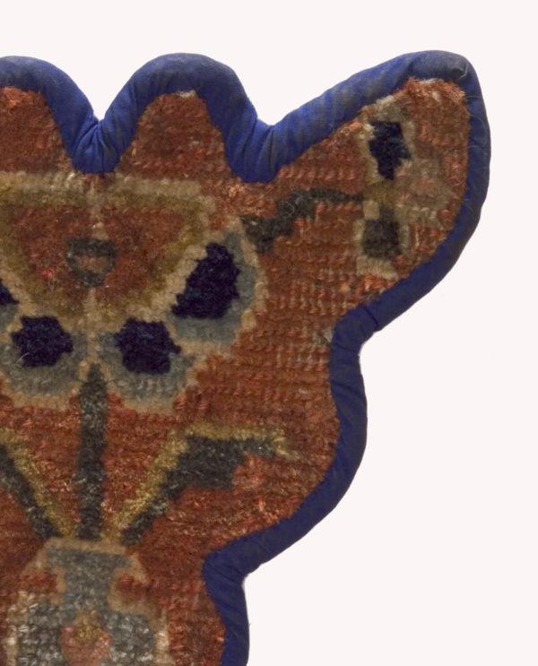 Ornamento per cavalli, (amuleto) Takyb Tibet P0084 - Art Primitivo e contemporaneo - gallery Arts - arte primitiva africa - tribal art - shop - spoleto umbria