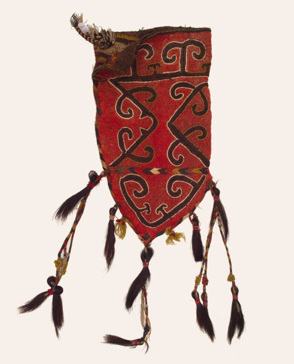 Sacca Kirghisi Asia Centrale P0088 - Art Primitivo e contemporaneo - gallery Arts - arte primitiva africa - tribal art - shop - spoleto umbria
