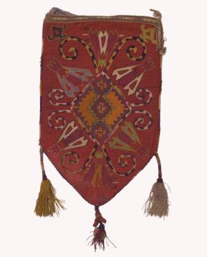 Sacca Lakai Uzbekistan P0087 - Art Primitivo e contemporaneo - gallery Arts - arte primitiva africa - tribal art - shop - spoleto umbria