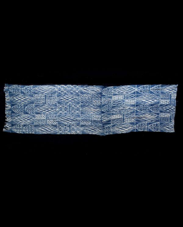 Tessuto Ndop Bamileke Nigeria - Camerun P0101 - Art Primitivo e contemporaneo - gallery Arts - arte primitiva africa - tribal art - shop - spoleto umbria