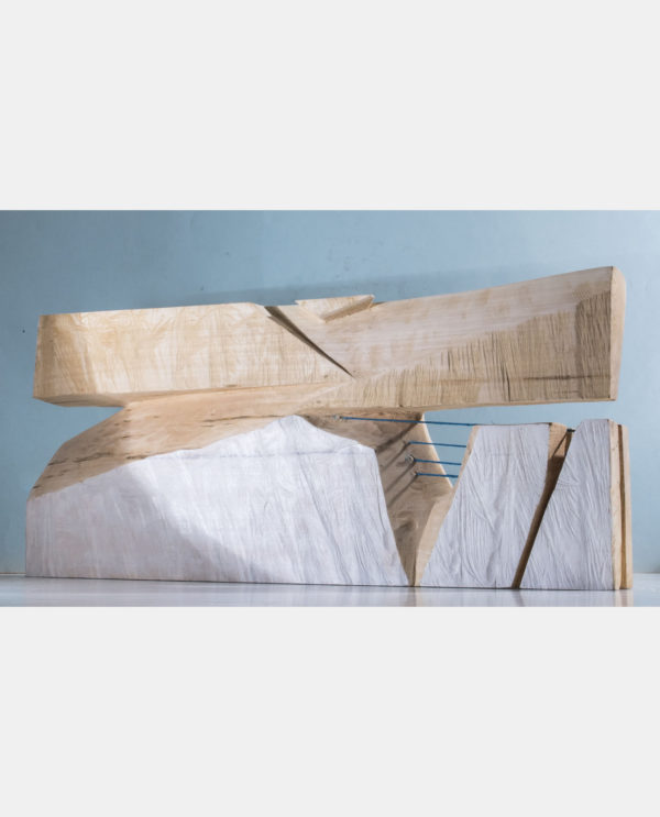 Tra cielo e terra 2015 Paolo Martellotti C0025 - Art Primitivo e contemporaneo - gallery Arts - arte primitiva - tribal art - shop - modern art - arte moderna - spoleto umbria