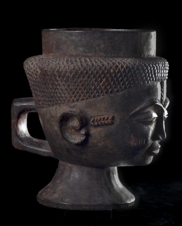 Coppa Kuba R.D.C. P0181 - Primitivo e contemporaneo - Art Gallery - arte primitiva africa - Asia - tribal art - shop - spoleto umbria - collezionismo