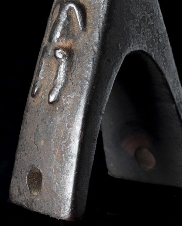 Puleggia da telaio Gouro Costa d'Avorio P0215 - Primitivo e contemporaneo - Art Gallery - arte primitiva africa - Asia - tribal art - shop - spoleto umbria - collezionismo