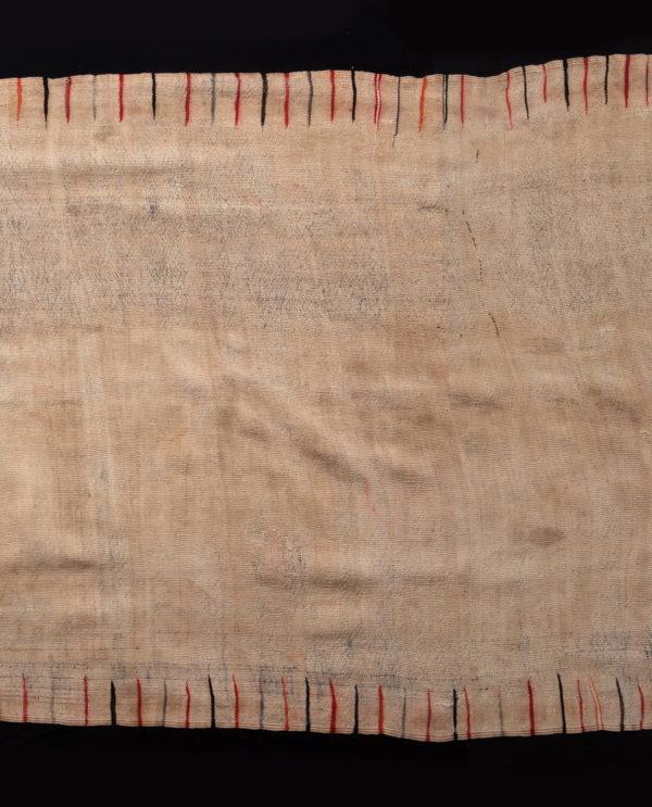 Scialle Handira Berberi Marocco P0164 - Art Primitivo e contemporaneo - gallery Arts - arte primitiva africa - tribal art - shop - spoleto umbria