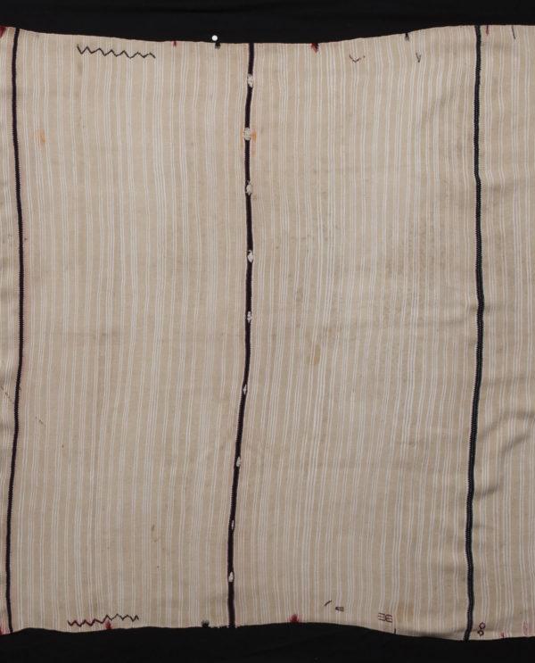 Scialle Handira Berberi Marocco P0165 - Primitivo e contemporaneo - Art Gallery - arte primitiva africa - Asia - tribal art - shop - spoleto umbria - collezionismo