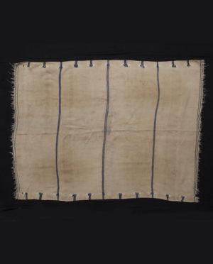 Scialle Handira, medio Atlas Berberi Marocco P0163 - Art Primitivo e contemporaneo - gallery Arts - arte primitiva africa - tribal art - shop - spoleto umbria