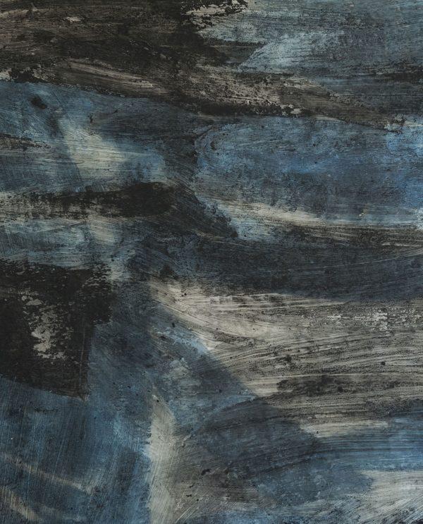 Serafino Amato - Serie blu e nero CSA05-Art-Primitivo-e-contemporaneo-gallery-Arts-arte-shop-spoleto-umbria