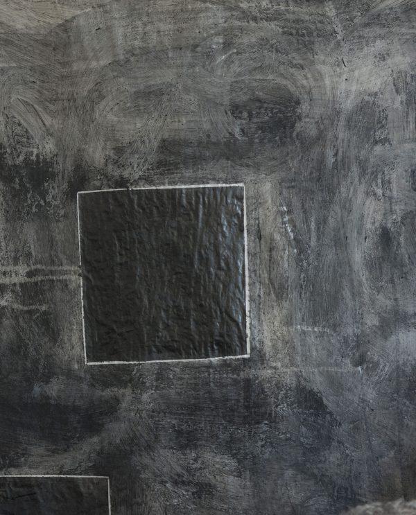 Serafino Amato - Serie nera CSA04-Art-Primitivo-e-contemporaneo-gallery-Arts-arte-shop-spoleto-umbria