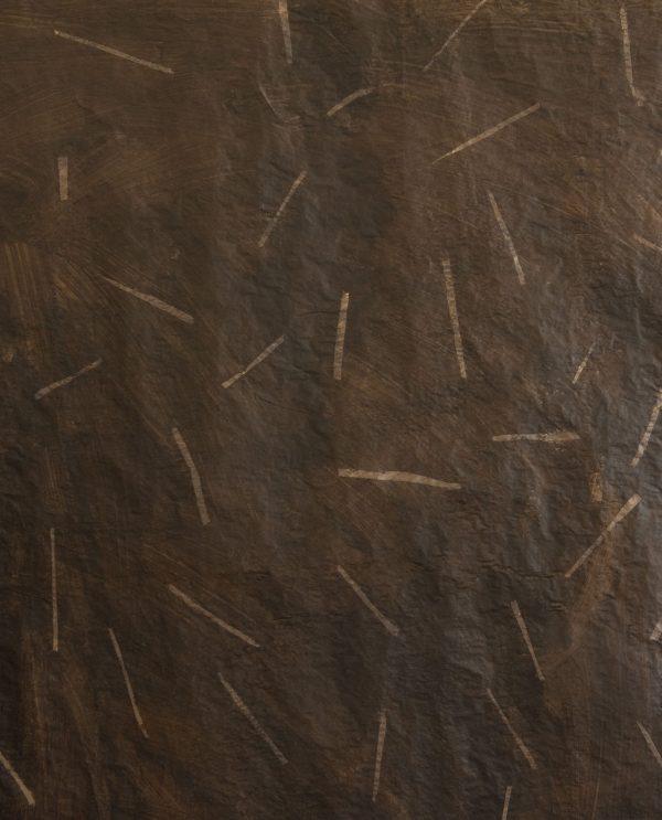 Serie marrone CSA07 serafino amato-Art-Primitivo-e-contemporaneo-gallery-Arts-arte-shop-spoleto-umbria